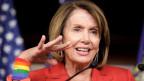 Nancy Pelosi amtet seit 13 Jahren als Fraktionschefin für die Demokraten.