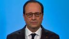 Frankreichs Premierminister François Hollande gibt bekannt, dass er nicht zur Wiederwahl antritt.