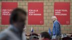 «Zukunftsparteitag» der SP in Thun: Gefordert wird mehr Wirtschaftsdemokratie.