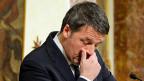 Er tritt nach dem Nein zur Verfassungsreform zurück: Premier Matteo Renzi.