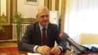 Liviu Dragnea. Seine Partei verfügt über eine grosse Zahl treuer Stammwähler.