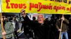Am 8. Dezember gab es in Griechenland einen Generalstreik – gegen eine weitere Rentenkürzung.