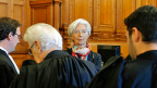 Der gute Ruf Christine Lagardes sei bei der Verurteilung ohne Strafe berücksichtigt worden, erklärte die Vorsitzende Richterin.