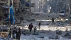 Kriegsverbrechen in Syrien:  Es geht um mehr als Symbolik. Das gesammelte Material wird publik werden, die Schuldigen werden identifizierbar. Das schafft politisch und moralisch Druck.