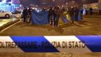 In Mailand wurde bei einer Polizeikontrolle in der Nacht auf den 23. Dezember 2016 der mutmassliche Berliner Attentäter erschossen.