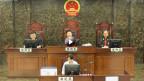 In China sind zehntausende von Gerichtsfällen im Internet einsehbar.