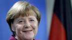 Die Bundeskanzlerin Angela Merkel ist bereits seit 2005 an der Macht.