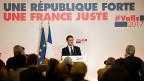 Eine Pause bei der EU-Erweiterung, Reformen für die Wirtschaft. So zieht der französische Sozialist Manuel Valls in den Vorwahlkampf. «Das Rennen ist noch nicht gelaufen», sagt er. Ist das mehr als eine Beschwörung?