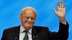 Roman Herzog auf einem Bild von 2003. Bundespräsident Joachim Gauck sagte in einer Würdigung, Herzog habe «das Selbstverständnis Deutschlands und das Miteinander in unserer Gesellschaft geprägt und gestaltet».