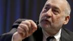 Joseph E. Stiglitz war von 1997 bis 2000 Chefökonom der Weltbank.