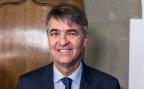 Der neue Berner Stadtpräsident Alec von Graffenried freut sich über seine Wahl