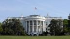 Das Weisse Haus in Washington.