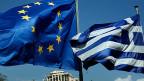 Druck ausüben auf Griechenland. Das ist eines der Ziele der Eurogruppe.