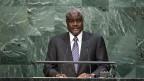 Moussa Faki Mahamat, Aussenminister des Tschadwird wird neuer Vorsitzender der Afrikanischen Union.