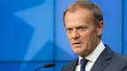 Donald Tusk sagt, Europa müsse für seine Würde einstehen.
