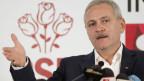 Liviu Dragnea, der Parteichef der Sozialdemokraten, redet nicht gern über Unsinn, sprich Korruption.