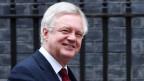 Brexit-Minister David Davis: «Die besten Tage werden noch kommen.»