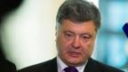 Der ukrainische Präsident Petro Poroschenko: 54 Prozent der Landsleute seien für eine Nato-Mitgliedschaft.