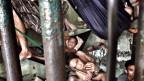 Die Gefängnisse in Davao sind chronisch überlastet. Geschlafen wird in Schichten.