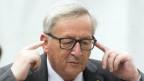 EU-Kommissionspräsident Jean-Claude Juncker ist seit 2014 im Amt.