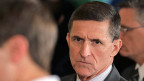 Michael Flynn – der erste Mann aus Donald Trumps innerem Zirkel verlässt das Weisse Haus.