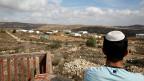 «Das besetzte Gebiet gehört den Juden. So steht es in der Bibel», sagt ein Siedler.