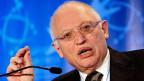 Günter Verheugen auf einem Bild von 2009.
