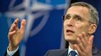 Die Zusammenarbeit der NATO mit der Schweiz sei gut für die NATO und gut für die Schweiz, sagt Jens Stoltenberg im Beitrag.