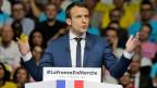 Emmanuel Macron, als Anwärter aufs Präsidentenamt ist er für viele in Frankreich der Hoffnungsträger.