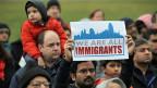 Nächster Anlauf: Die US-Regierung präsentiert ihr überarbeitetes Einreiseverbot.