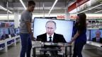 Die Russen sind konsumfreudig. Doch die wirtschaftliche Lage ist nicht so gut, wie sie scheint.