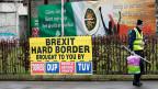 Alles ist möglich, nix ist fix: «Brexit» und die nordirischen Diskussionen über eine Wiedervereinigung mit der Republik Irland.