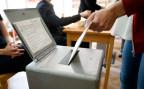 Eine Urne bei einer Abstimmung im Kanton Bern (Symbolbild).