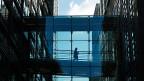 So nicht – sagen immer mehr Unternehmen in Grossbritannien. Sie planen ihren Rückzug, wie jüngst die US-Investmentbank Goldman Sachs (Bild).