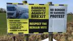 Die neue Grenze -  ein Rückschritt in die Vergangenheit?
