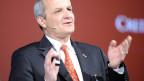 Der Direktor der Handelskammer Schweiz-USA Marin Naville.