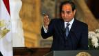 Neben dem symbolischen Kapital, das sich Abd al-Fattah as-Sisi von seinem Besuch erhofft, wird es in Washington auch ganz handfest ums Geld gehen. Sisi will US-Investoren an den Nil bringen, denn Ägypten braucht dringend wirtschaftliche Perspektiven.