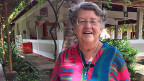 Die Australierin Deniese Coghlan leitet den Flüchtlingsdienst der Jesuiten in Kambodscha.