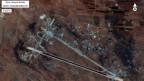 Die USA reagierten auf den Giftgas-Einsatz in Syrien und griffen eine Luftwaffenbasis an.