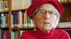Marthe Gosteli in ihrem Archiv in Worblaufen.