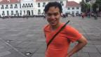 Batavia heisst die Altstadt von Jakarta. Chinesische Migranten bauten die historische Stadt, erzählt Adi Kurniadi.