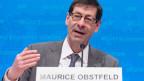 IWF-Chefökonom Maurice Obstfeld: Beschleunigung für Industriestaaten und für Entwicklungs- und Schwellenländer.