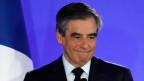 François Fillon muss seine Niederlage eingestehen.