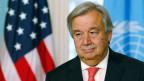 Der UN-Generalsekretär Antonio Guterres.