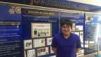 Anthony Fok bringt an den Wochenenden Hunderten von Studenten Wirtschaftslehre bei - im Schichtbetrieb. Der 33-Jährige verdient damit mehr als 70'000 Franken pro Monat.