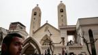 Am 9. April 2017 explodierten Bomben an koptischen Kirchen Tanta und Alexandria.