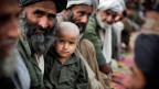 Die Bevölkerung von Afghanistan leidet weiterhin grosse Not.