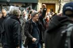 Linkspolitiker Mélenchon an der 1.-Mai-Demonstration