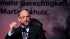 Der SPD-Kanzlerkandidat und Parteivorsitzende Martin Schulz.
