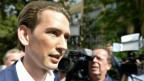 Der ÖVP-Aussenminister Sebastian Kurz könnte bald der Parteichef sein.